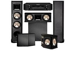 Marantz NR1608 with BIC Acoustech PL-89II Theater System and
