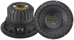 Lanzar 8in Car Subwoofer Speaker - Black Non-Pressed Paper C