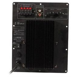 MCM Audio 50-6269 Subwoofer Speaker Bass Plate Power Amplifi