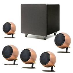 Orb Audio Mini 5.1 Home Theater Speaker System