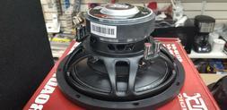 MTX RTL10-44 10 inch 200W RMS Dual 4Ω Car Audio Subwoofer F