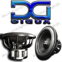 """DC AUDIO Neo 15 """" 1 ohm Dual Voice Coil Subwoofer 2000/4000"""