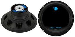 """NEW 10"""" DVC Subwoofer Bass.Replacement.Speaker.Dual 4ohm Voi"""