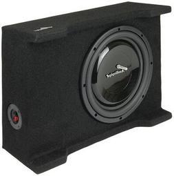 "NEW 10"" Subwoofer Bass Speaker.Shallow Enclosure Cabinet.Tru"