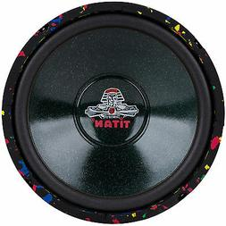"""NEW 10"""" subwoofer Replacement Speaker.4 ohm. bass.Free Air i"""