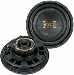 "NEW 10"" SubWoofer Speaker.4  ohm.ten inch bass sub woofer.sl"