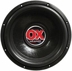 "NEW 12"" DVC Subwoofer Speaker.4 ohm.twelve inch woofer.bass."