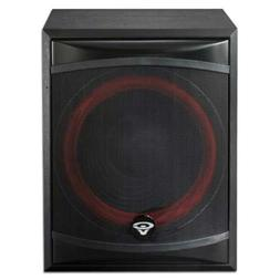 """NEW Cerwin Vega 12"""" Powered Subwoofer Speaker.Theater Bass S"""