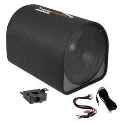 "NEW 12"" Powered Subwoofer Speaker Tube.enclosure box.Active"