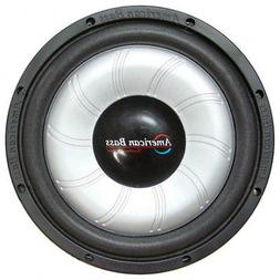 """NEW 12"""" Shallow Mount SVC Subwoofer Bass.Replacement.Speaker"""