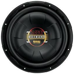 "NEW 12"" SVC Subwoofer Bass.Speaker.4ohm.Shallow Depth Car sl"
