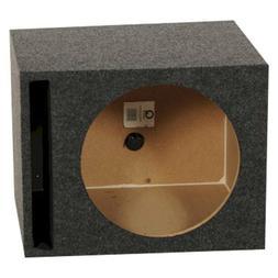 "NEW 15"" MDF Subwoofer Cabinet Box.Slot Ported Bass Speaker E"