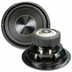 "NEW  10"" Pioneer DVC Subwoofer Bass.Replacement Speakers.4oh"