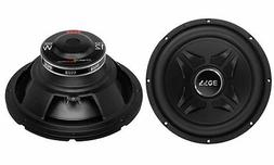 """NEW  12"""" SubWoofer BASS Speakers PAIR.twelve inch.4ohm.Repla"""