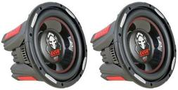 """NEW  15"""" DVC 2500w Subwoofer Bass Speakers.Woofer.Car Audio"""