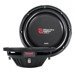 """NEW  CV 10"""" DVC Shallow Mount Subwoofers.Bass.Pair.Speaker.D"""