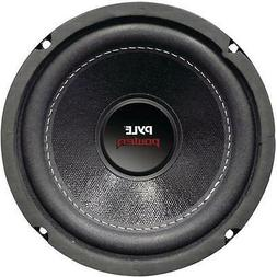 """NEW 6.5"""" DVC Subwoofer Bass.Replacement.Speaker.4 ohm.Shallo"""