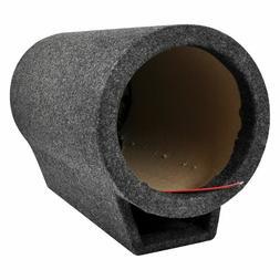 "NEW 8"" Subwoofer Bass Tube Cabinet Box.Ported Speaker Enclos"