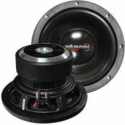 "NEW AB 10"" Subwoofer DVC Bass Speaker.4 ohm.Truck.Car Audio."