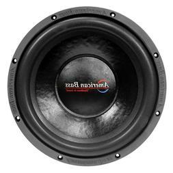"NEW AB DVC 15"" 1000W Subwoofer Bass Speaker.Dual 4ohm.Car Au"