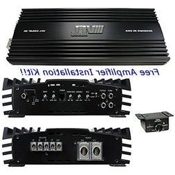 New American Bass SQ Mono Amplifiers Bass VFL Comp 3K Class
