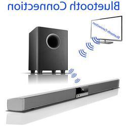 New Boytone Home Theater System Audio 39 inch 80W Bluetooth