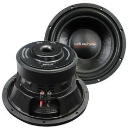 "NEW E1244 American Bass Elite Series 12"" Woofer 1200 RMS 240"