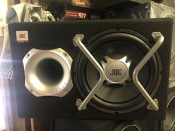 New JBL GT-BassPro12 ported powered subwoofer