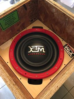 New Old School 15 Inch MTX RFL 152 Subwoofer 4000W W/ Replac