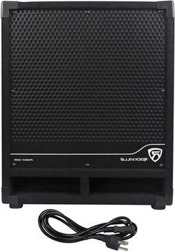 Rockville New RBG12S Bass Gig 1400 Watt Active Powered PA Su