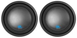 """New! Alpine S-W12D2 1800W 12"""" Dual 2 ohm Car Audio Power Sub"""