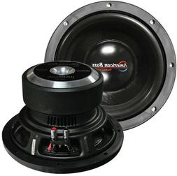"NEW XD1044 American Bass 10"" Woofer 900W Max 4 Ohm DVC"