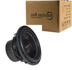 "New American Bass XFL1222 2000W Max, 12"" Car Subwoofer Sub 2"