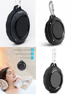 Outdoor Waterproof Bluetooth Speaker,Kunodi Wireless Portabl