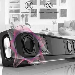 outdoor wireless bluetooth speaker subwoofer super bass
