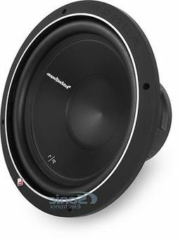 "ROCKFORD FOSGATE P1S4-12 500W 12"" PUNCH P1 Series Single 4-O"