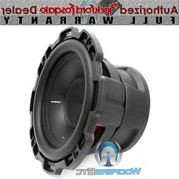 Rockford Fosgate P1S4-12 Punch P1 SVC 4 Ohm 12-Inch 250 Watt