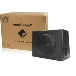 "P300-12 ROCKFORD FOSGATE / PUNCH 12"" POWERED  SUBWOOFER ENCL"