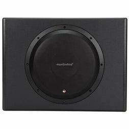 """Rockford Fosgate P300-12 Punch Single 12"""" 300 Watt Amplified"""