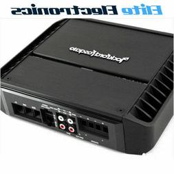 Rockford P500X1BD Punch 1-Channel BD Amplifier