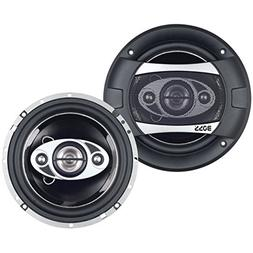 BOSS Audio P65.4C Car Speakers - 350 Watts Of Power Per Pair