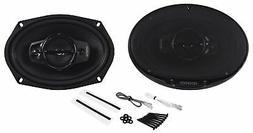 Kenwood KFC-6985PS 6x9-Inch 600W Speakers