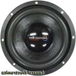 "American Bass XFL-1244-V2 12"" Dual 4-Ohm XFL Series Car Subw"