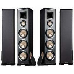BIC Acoustech PL-980L-PL-980R 3-way Floor Speakers - ONE PAI