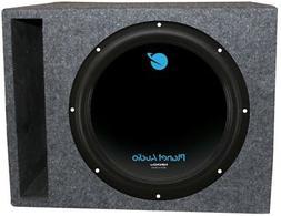"""Planet Audio 12"""" 1800W DVC Subwoofer AC12D + Single 12"""" Vent"""