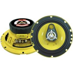 Car Three Way Speaker System - Pro 6.5 Inch 280 Watt 4 Ohm M
