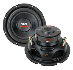 "2) PYLE PLPW8D 8"" 1600W Dual Voice Coil 4-Ohm Car Audio Subw"