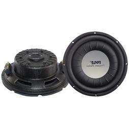 PLWCH10D 10-Inch 1000 Watt Ultra Slim DVC Subwoofer Car Elec