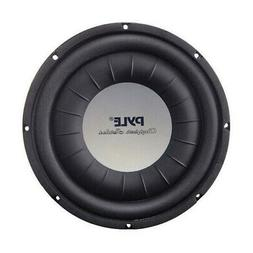 "PYLE PLWCH10D SUBWOOFER 10"" SHALLOW MOUNT CHOPPER;1000 WATT;"