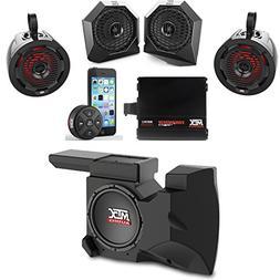 MTX Polaris RZR Remote Control Bluetooth Receiver All Weathe